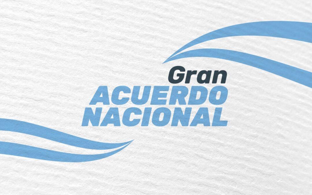 El PS propone un gran acuerdo nacional
