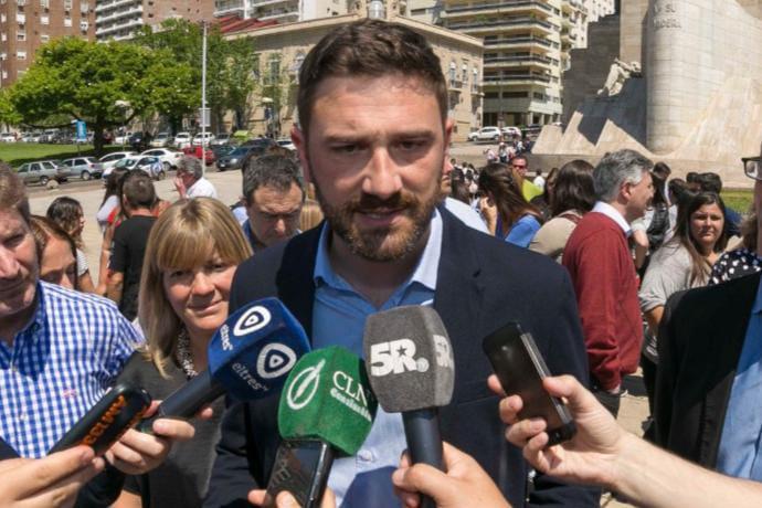 Enrique Estévez fue reelecto como Secretario General del Partido Socialista de Santa Fe